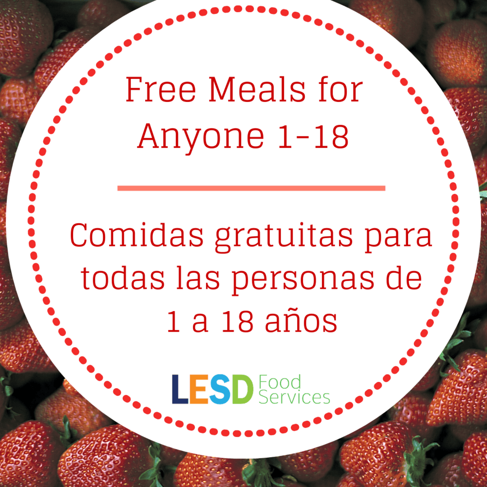 free meal kits flyer