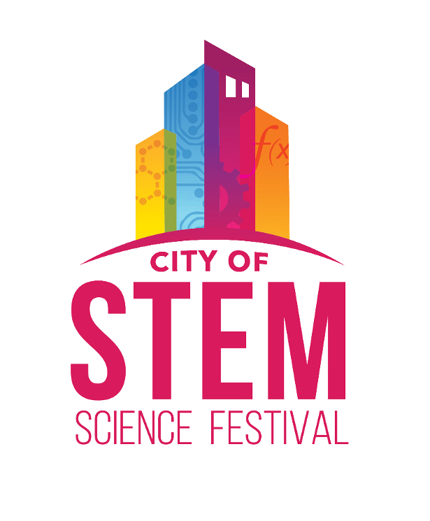 City of STEM logo