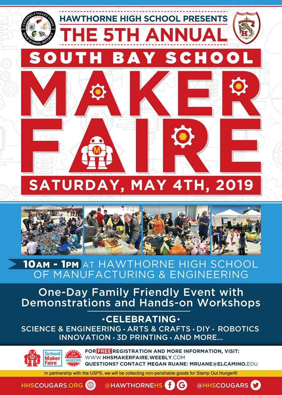 Maker Faire Flyer