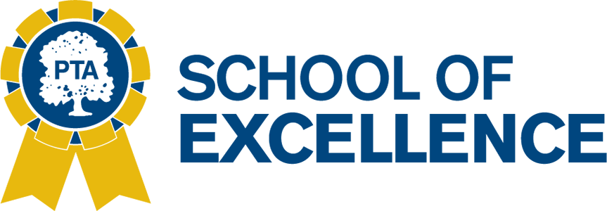PTA school of Excellence Logo